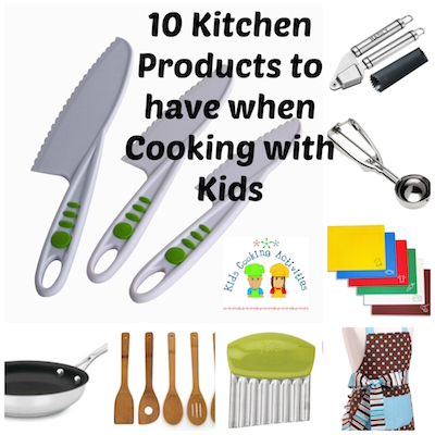 top kitchen products for kids