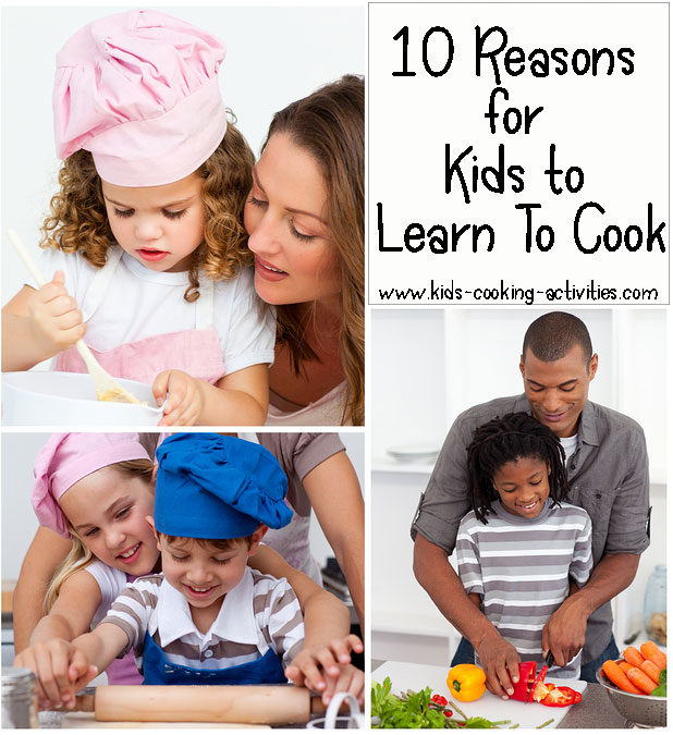reasons to cook benefits