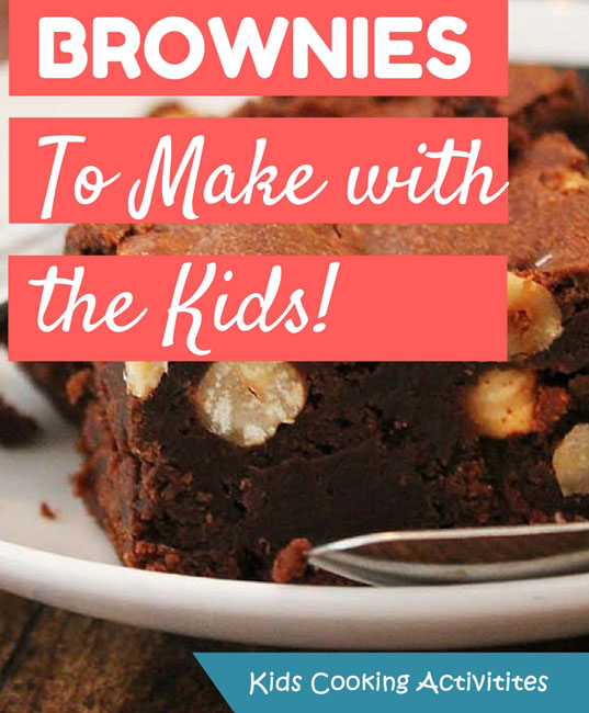 brownie recipes with kids
