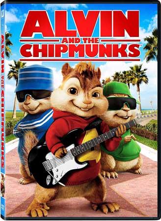 alvin and chipmunks