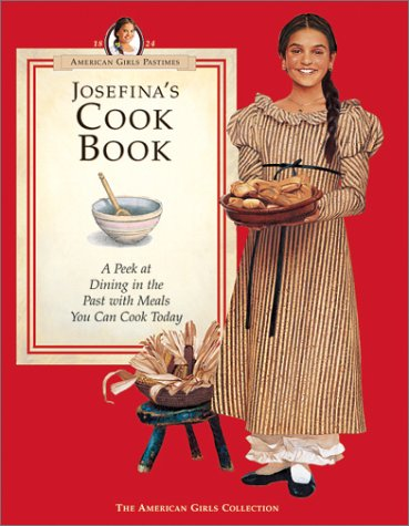 american girls cookbook