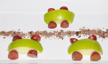 apple cars in race