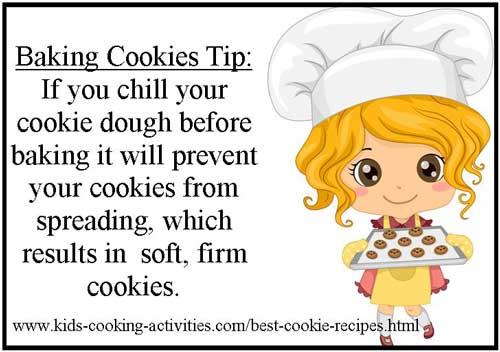 baking cookies tip