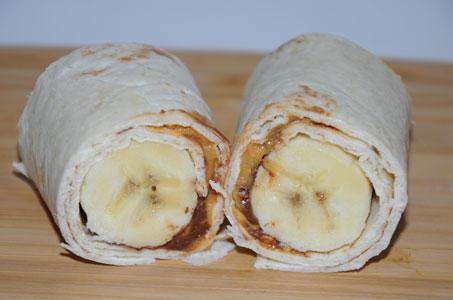 banana wraps