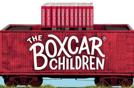 box car children series