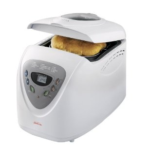 bread maker with bread