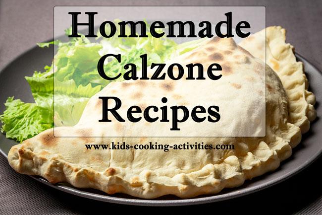 calzone recipes