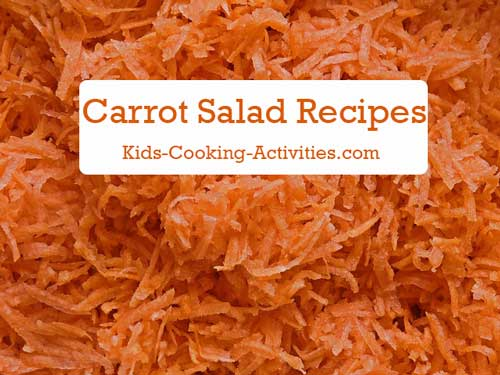 carrot salad recipes