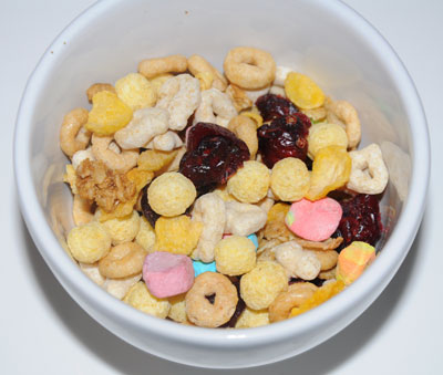 cereal snack