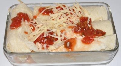 freezer enchiladas