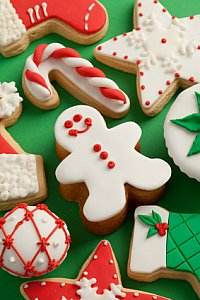 Kids Christmas Cookie Recipes Cut Out Cookies