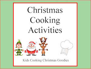 christmas cooking activities