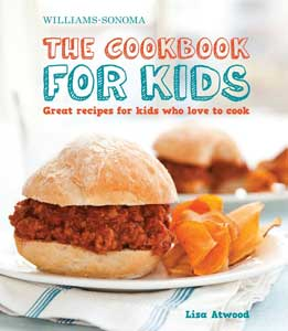 cookbook for kids williams sonoma