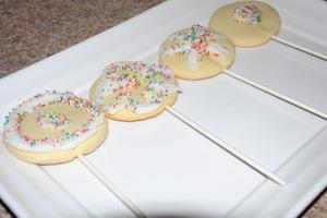 baking pops