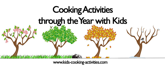 cooking all year with kids