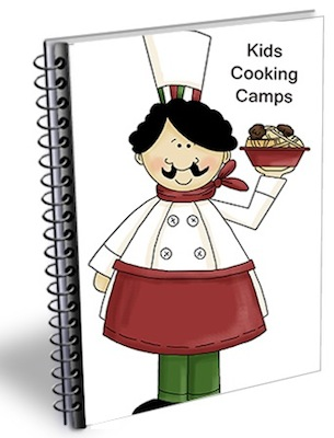 cooking camp cover