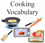 cooking vocabulary terms