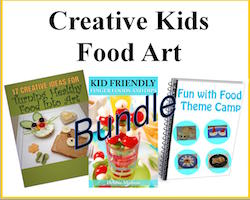 creative kids food bundle