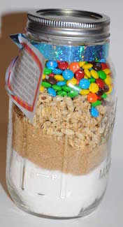 crunchy cookie jar mixes