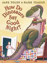 dinosaur say good night