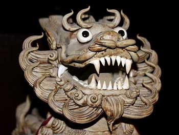asia dragon