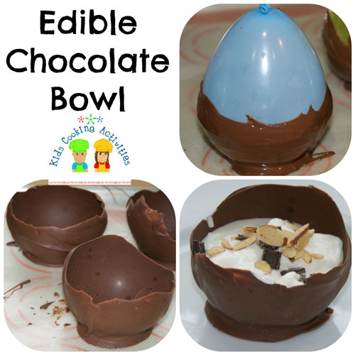 edible bowl