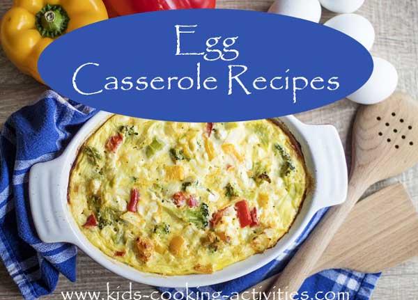 egg casseroles