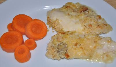 Editor S Added Photos And Note Loved This Creamy Cheesy Chicken Recipe I Served Ours With Cooked Vegetables And It Was A Hit