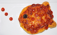 pizza fish