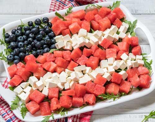 fruity platter