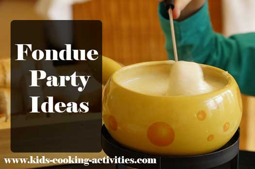 fondue cheese pot