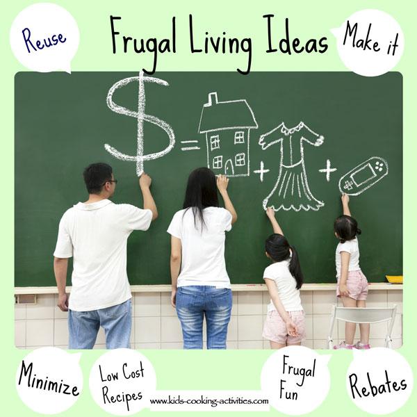 frugal ideas