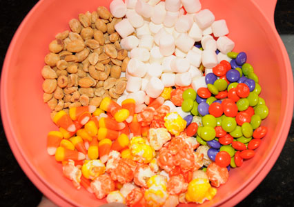 munchie Halloween mix