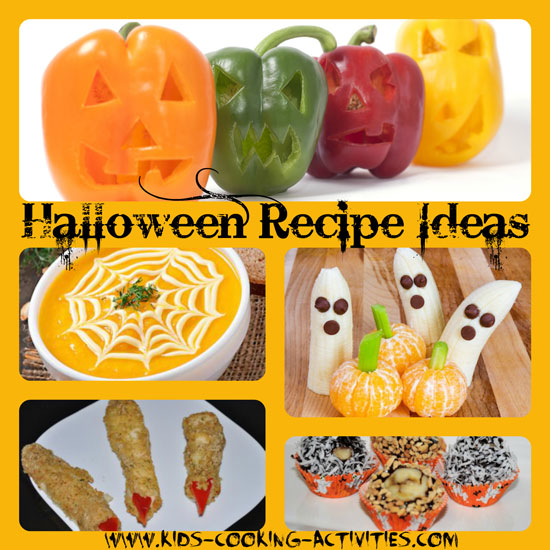 halloween recipe ideas