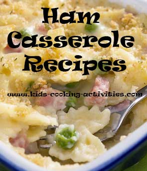 ham casserole recipes