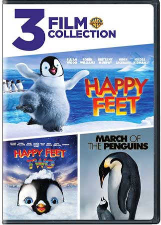 happy feet and penguin movies