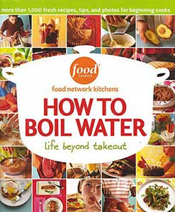 how to boil water cookbook