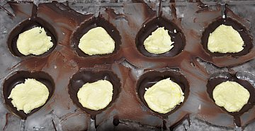 inside filling for chocolate