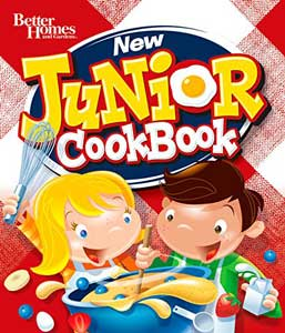 Junior Cookbook BEtter Homes