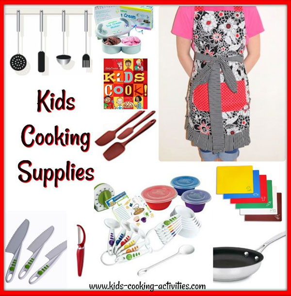 fun supplies and products for kitchen