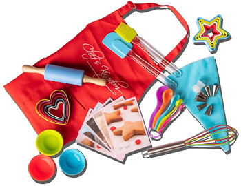kitchen utensil set for kids