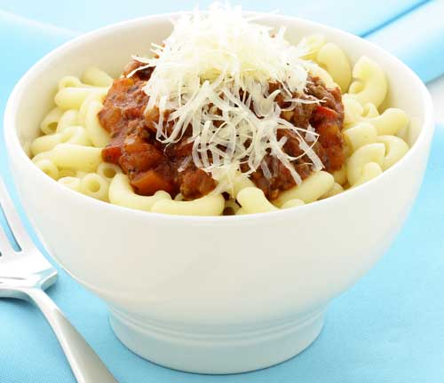 macaroni parmesan cheese