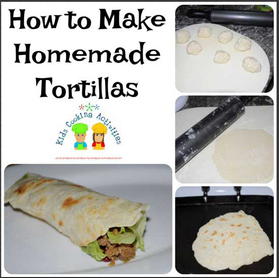 homemade tortillas tutorial