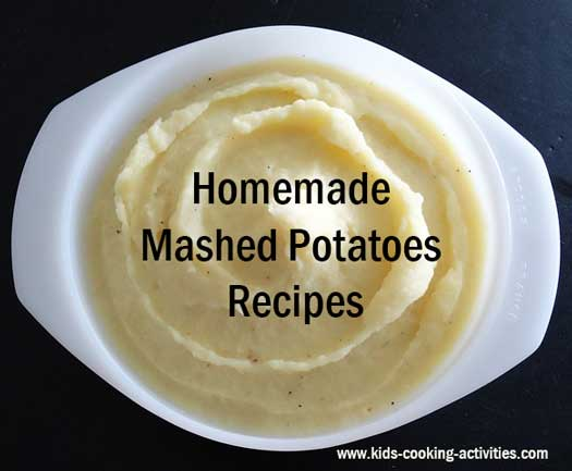 homemade mash