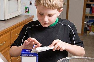 lesson plans on kitchen measuring