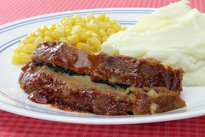 meatloaf plated