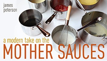 5 mother sauce