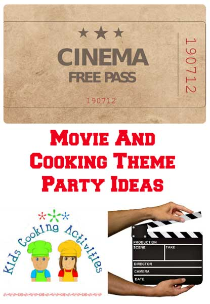 movie party food ideas