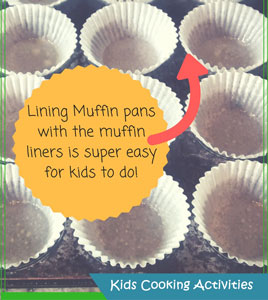 muffin liner