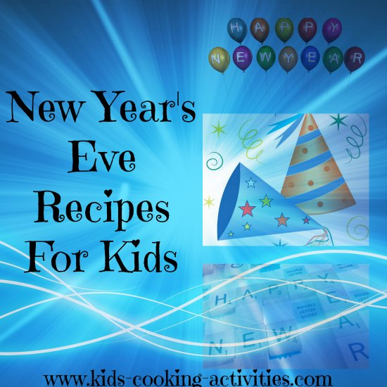 new years recipes